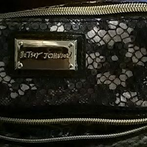 SALE💥Beautiful Betsey Johnson Crossbody